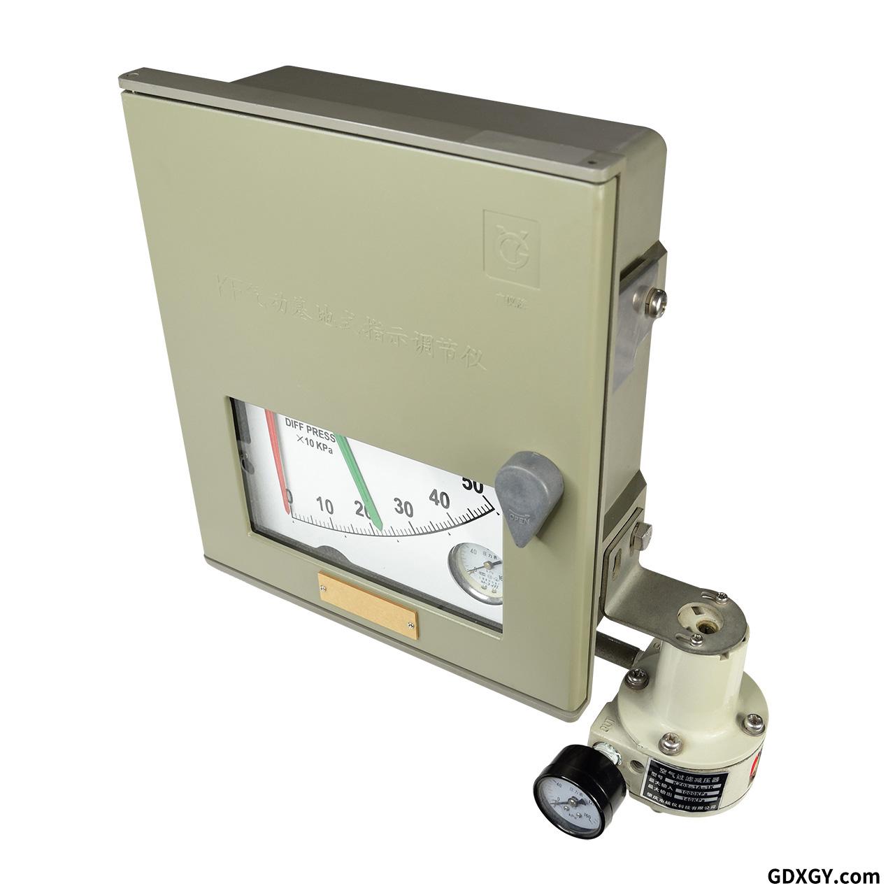 气动差压指示调节器