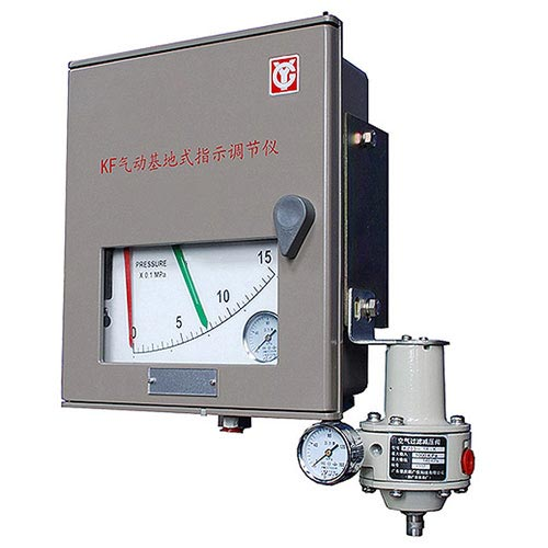 KFP 气动压力指示调节仪 (固定量程)