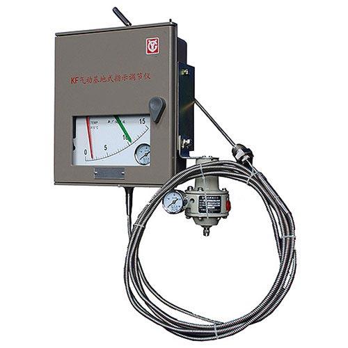 KFT 气动温度指示调节仪